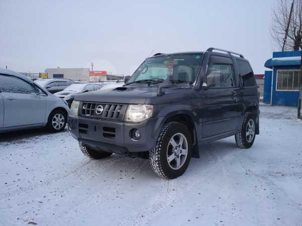 Nissan Kix, 2008 год, 448 000 руб.