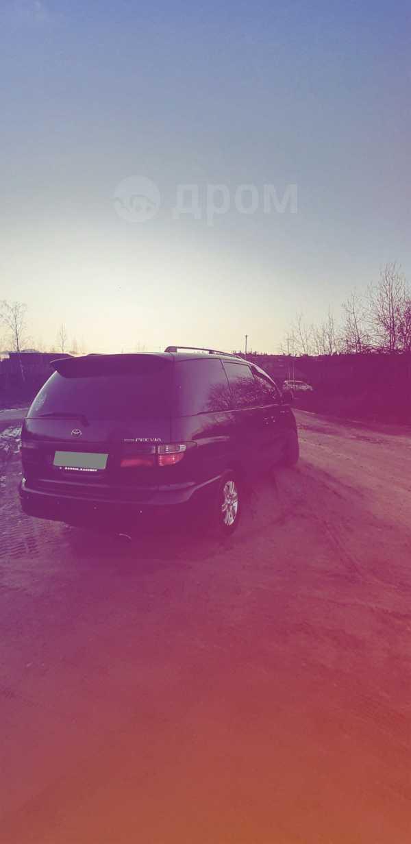 Toyota Previa, 2000 год, 349 000 руб.