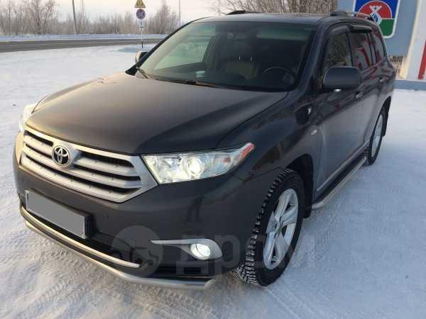 Toyota Highlander, 2012 год, 1 399 999 руб.