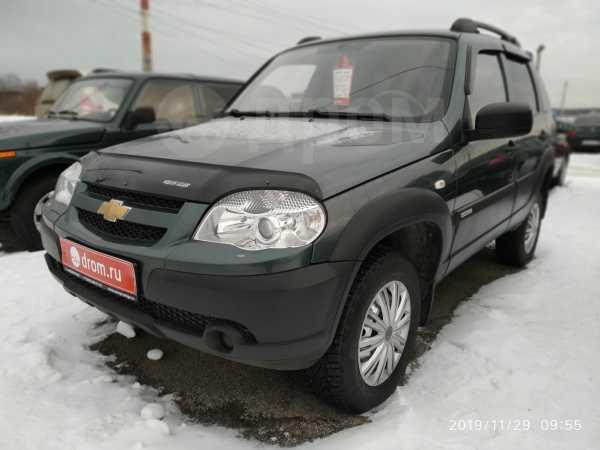 Chevrolet Niva, 2015 год, 399 000 руб.