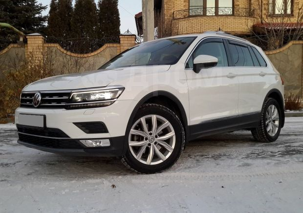 Volkswagen Tiguan, 2017 год, 1 590 000 руб.