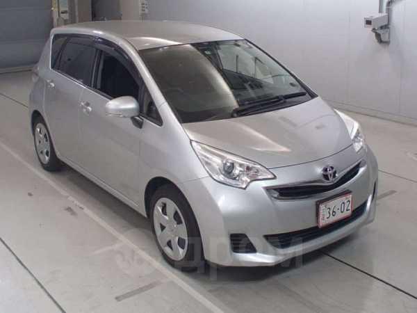 Toyota Ractis, 2015 год, 699 000 руб.