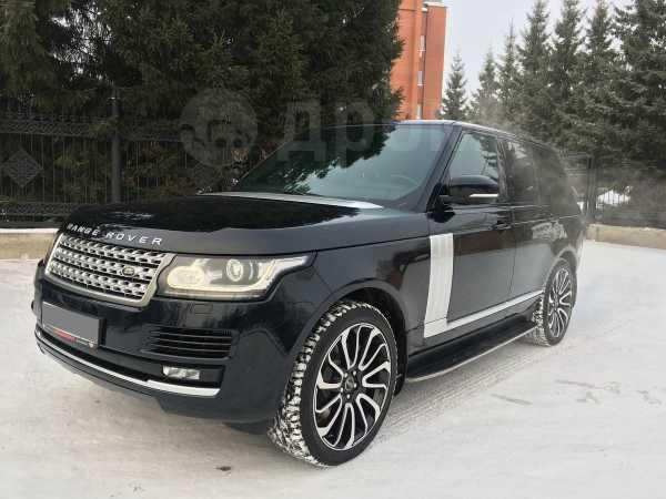 Land Rover Range Rover, 2013 год, 2 890 000 руб.