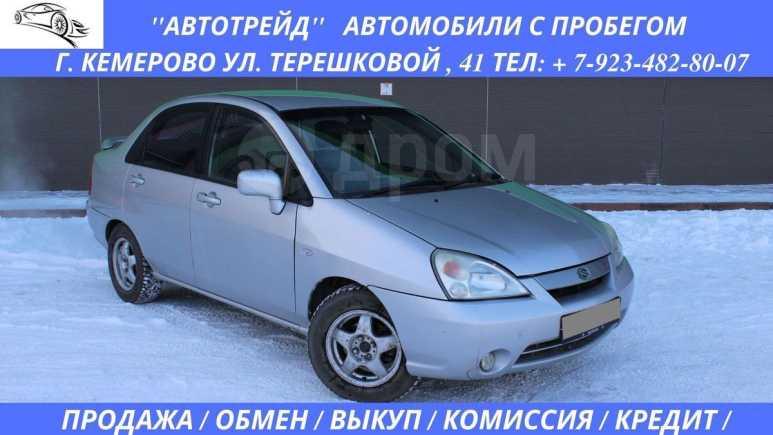 Suzuki Liana, 2002 год, 189 000 руб.