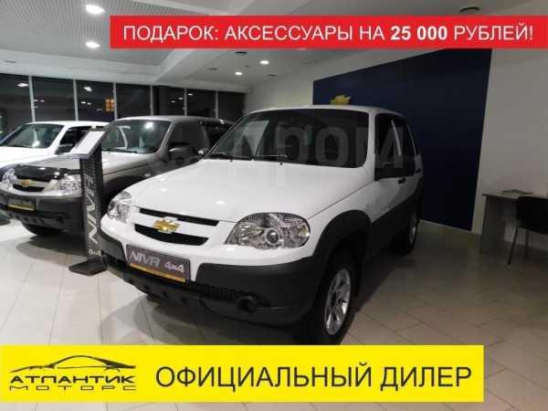Chevrolet Niva, 2019 год, 671 000 руб.