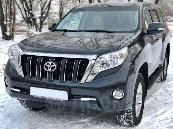 Toyota Land Cruiser Prado, 2013 год, 1 870 000 руб.