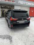 Lexus LX570, 2016 год, 5 000 000 руб.
