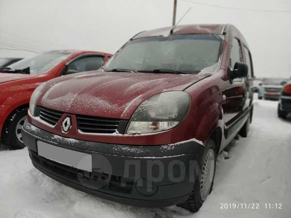 Renault Kangoo, 2007 год, 269 000 руб.