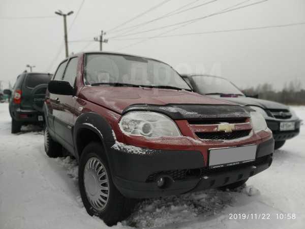 Chevrolet Niva, 2011 год, 299 000 руб.