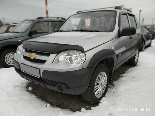 Chevrolet Niva, 2014 год, 439 000 руб.