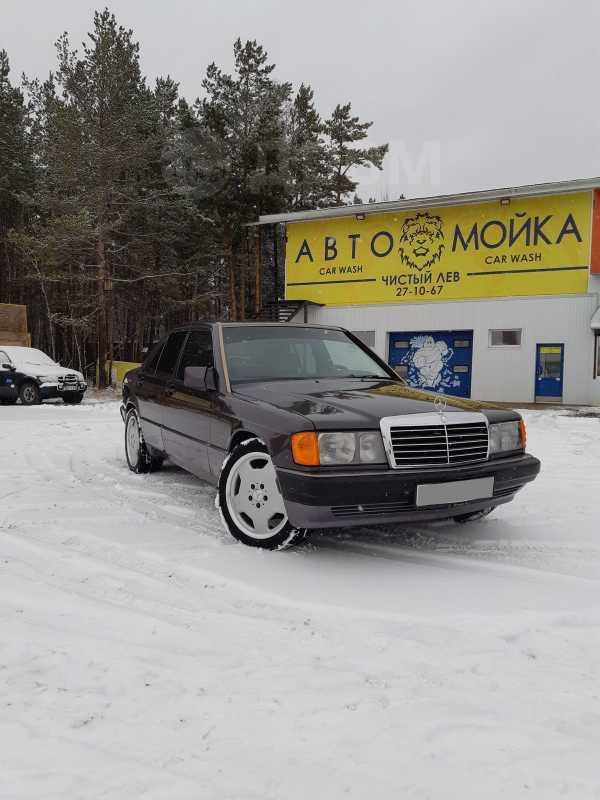 Mercedes-Benz 190, 1991 год, 300 000 руб.