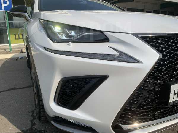 Lexus NX300, 2018 год, 3 090 000 руб.