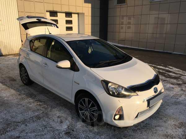 Toyota Aqua, 2012 год, 520 000 руб.