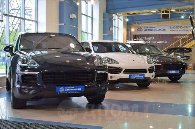 Porsche Cayenne, 2012 год, 2 499 000 руб.