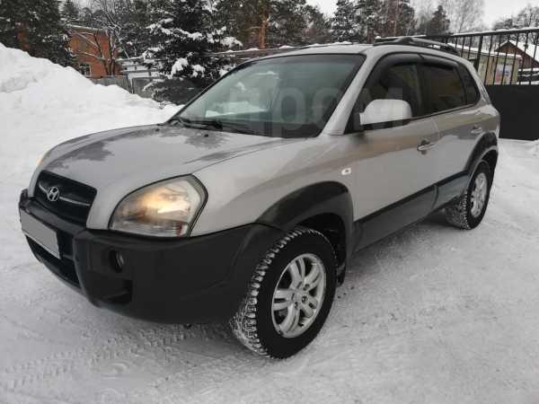 Hyundai Tucson, 2005 год, 518 000 руб.
