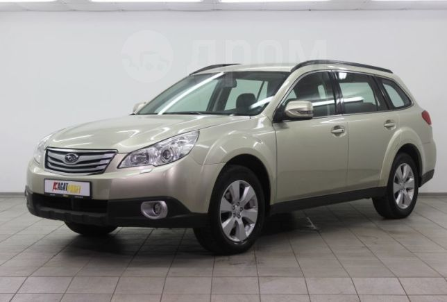 Subaru Outback, 2010 год, 650 000 руб.