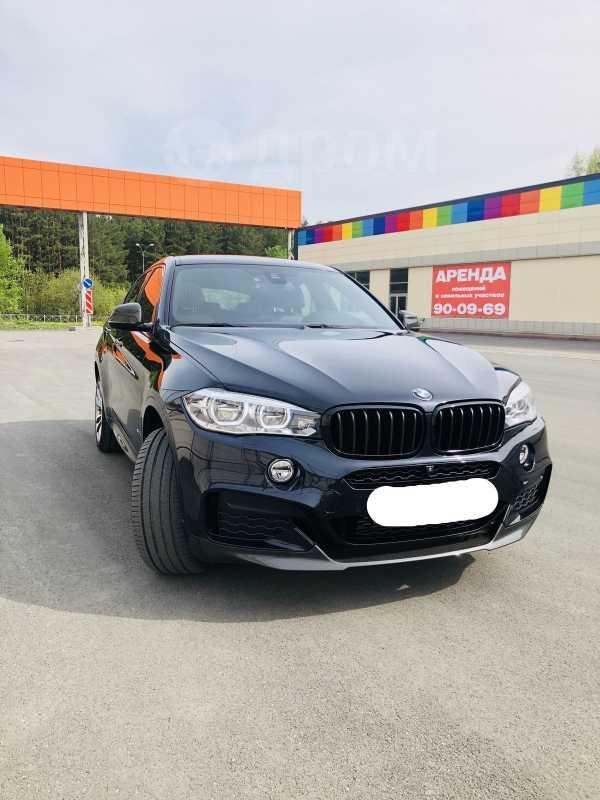 BMW X6, 2016 год, 3 350 000 руб.