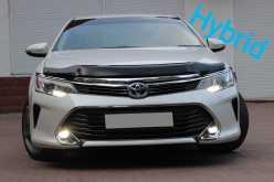 Лучегорск Toyota Camry 2017