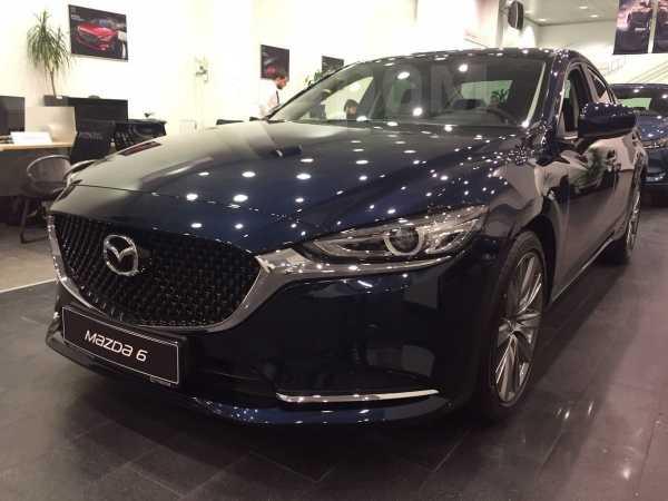 Mazda Mazda6, 2019 год, 1 963 000 руб.