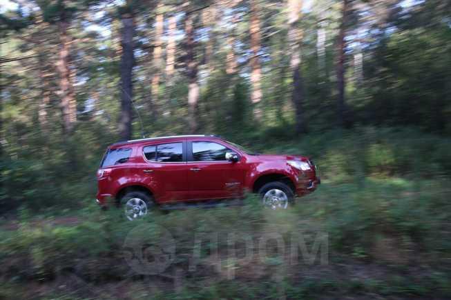 Chevrolet TrailBlazer, 2013 год, 1 179 000 руб.