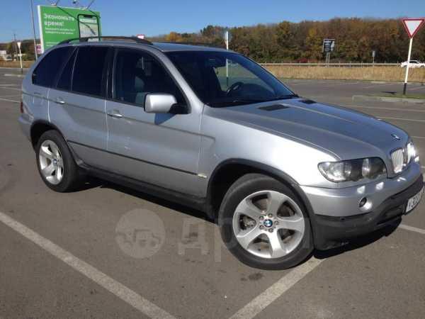 BMW X5, 2000 год, 395 000 руб.