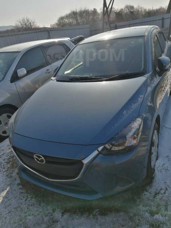 Mazda Demio, 2015 год, 555 000 руб.