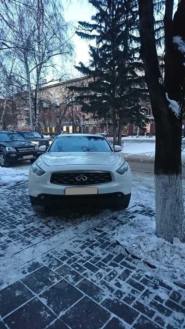 Infiniti FX37, 2010 год, 1 180 000 руб.