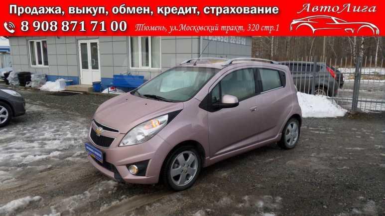 Chevrolet Spark, 2012 год, 399 000 руб.