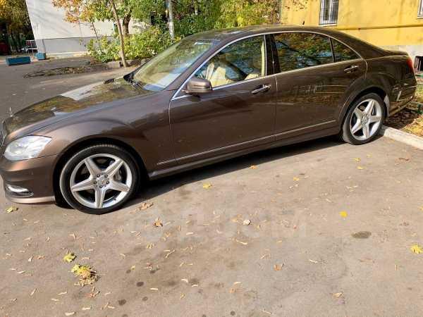 Mercedes-Benz S-Class, 2009 год, 985 000 руб.