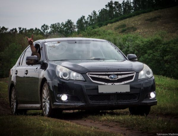 Subaru Legacy, 2011 год, 832 000 руб.