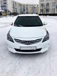 Hyundai Solaris, 2016 год, 750 000 руб.