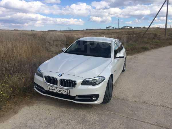 BMW 5-Series, 2014 год, 1 375 000 руб.