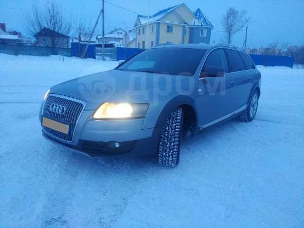 Audi A6 allroad quattro, 2007 год, 579 000 руб.