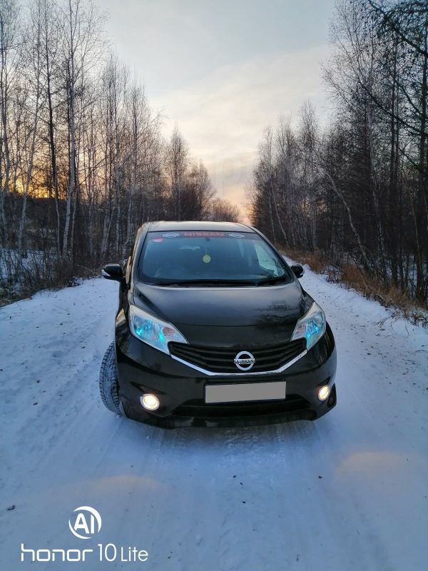 Nissan Note, 2013 год, 535 000 руб.