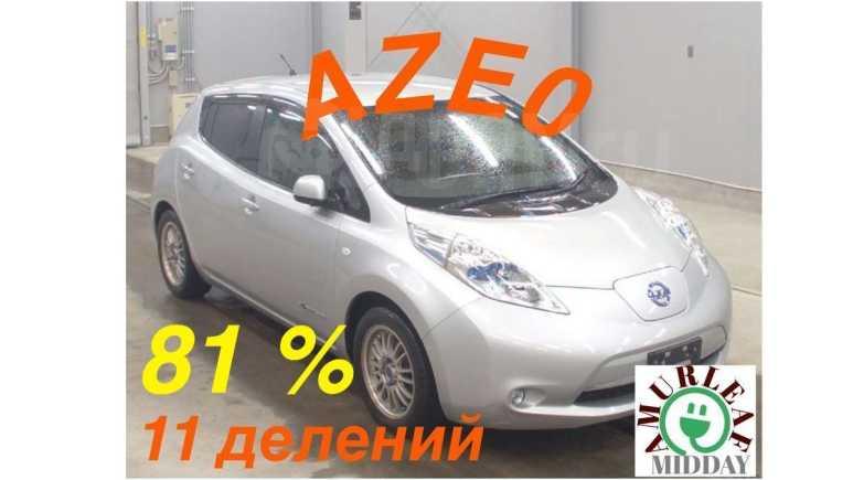 Nissan Leaf, 2014 год, 485 000 руб.