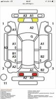 Toyota Prius a, 2016 год, 1 010 000 руб.