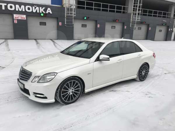 Mercedes-Benz E-Class, 2011 год, 1 001 000 руб.