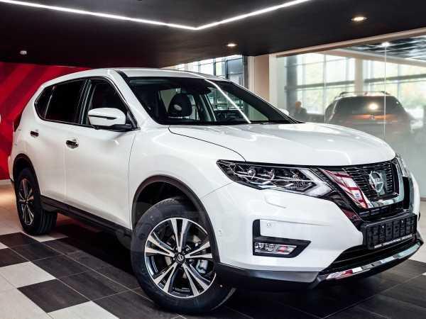 Nissan X-Trail, 2019 год, 1 571 000 руб.