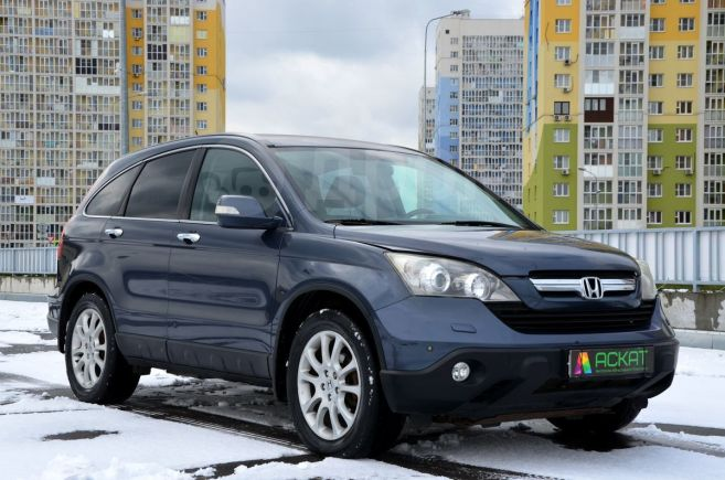 Honda CR-V, 2007 год, 630 000 руб.
