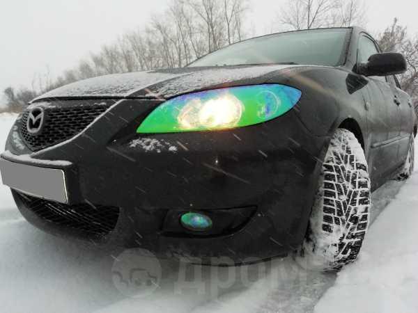 Mazda Mazda3, 2003 год, 255 000 руб.