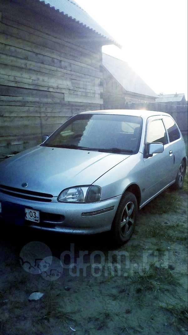 Toyota Starlet, 1998 год, 140 000 руб.
