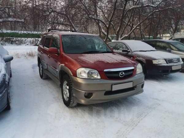 Mazda Tribute, 2000 год, 360 000 руб.