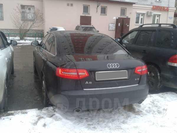 Audi A6, 2010 год, 754 900 руб.