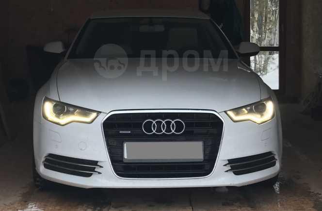 Audi A6, 2012 год, 1 200 000 руб.