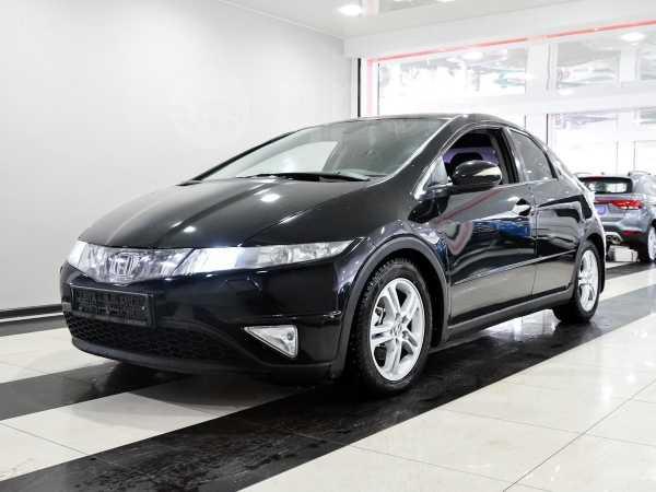 Honda Civic, 2008 год, 405 000 руб.