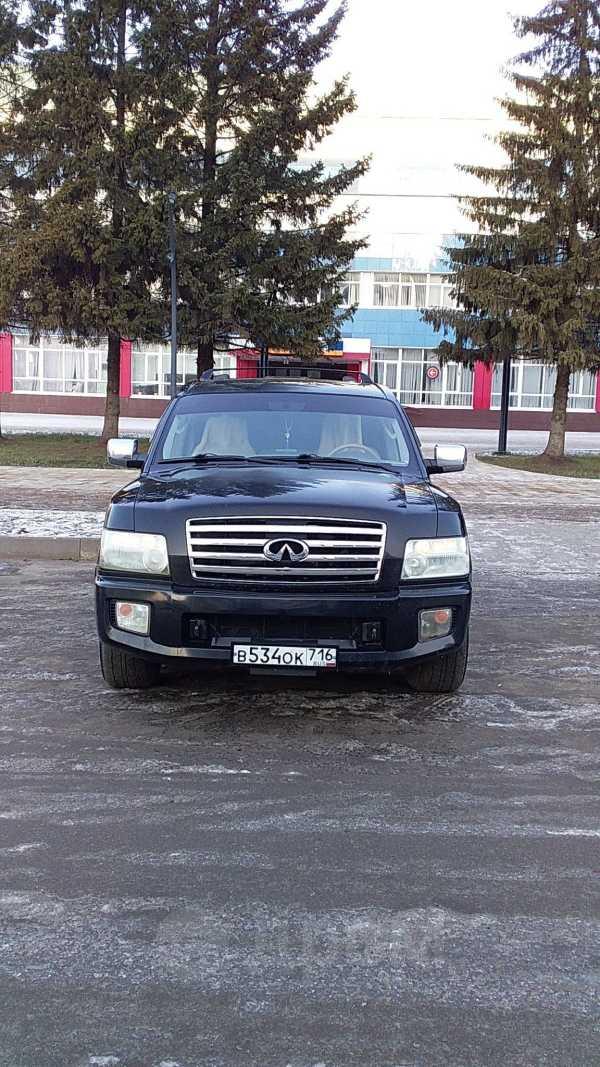 Infiniti QX56, 2004 год, 514 000 руб.
