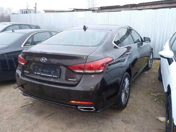 Hyundai Genesis, 2015 год, 420 000 руб.