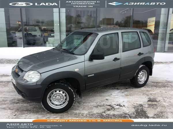 Chevrolet Niva, 2016 год, 399 000 руб.