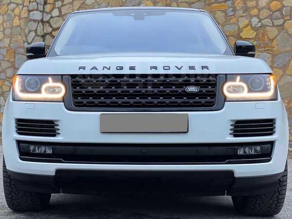 Land Rover Range Rover, 2017 год, 5 790 000 руб.