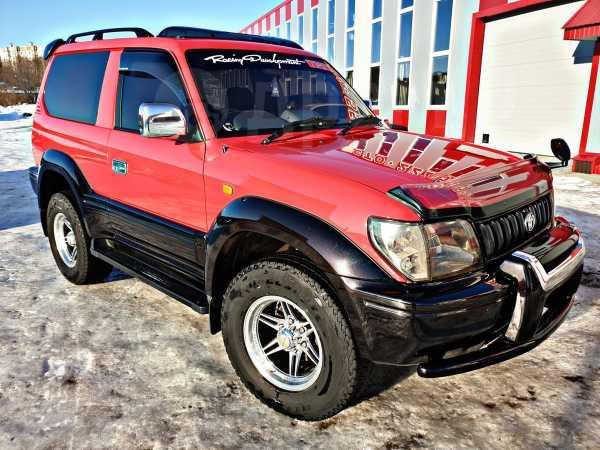 Toyota Land Cruiser Prado, 1998 год, 840 000 руб.